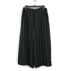 Ali and Jay Wide Leg Pinstripe Pants